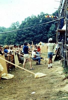 Stompin' 76 crowd