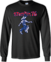 Stompin 76 balck long sleeve