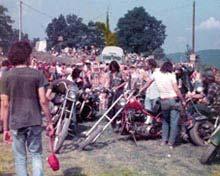 Stompin' 76 cycles